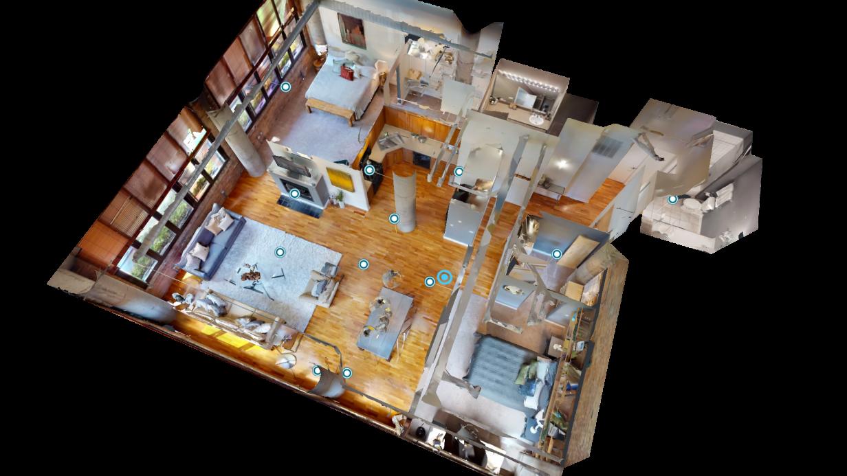 3D Virtuális Séta Készítése